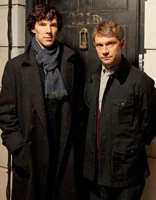 Sherlock, une des meilleures séries