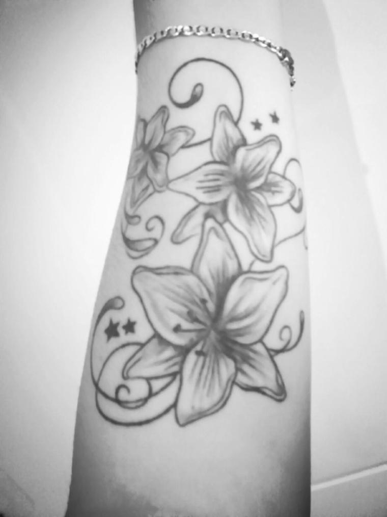 Mon 3ème tatouage :-)