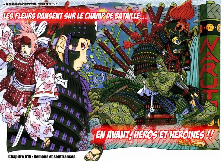 Sasuke & Sakura - Mythologie...
