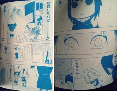 NARUTO SD - So SASUSAKU (l)