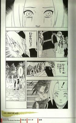 Dossier SPÉCIAL SASUSAKU - Databook, Interview, Jump Festa.. :D