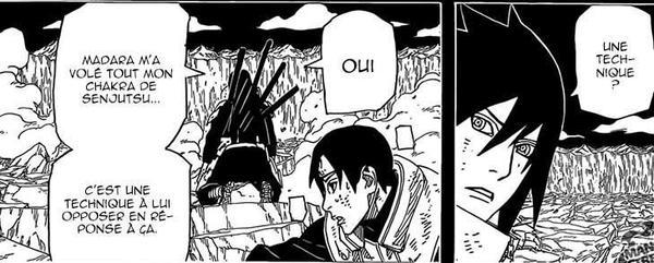 Naruto 662 - Théorie : La Team 7