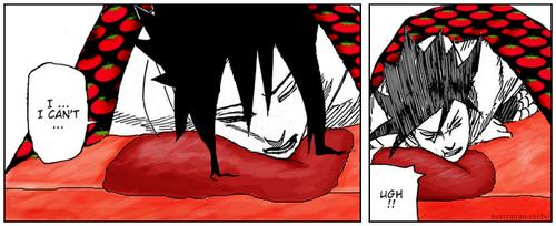 Uchiha Sasuke scan 662... ou pas x)