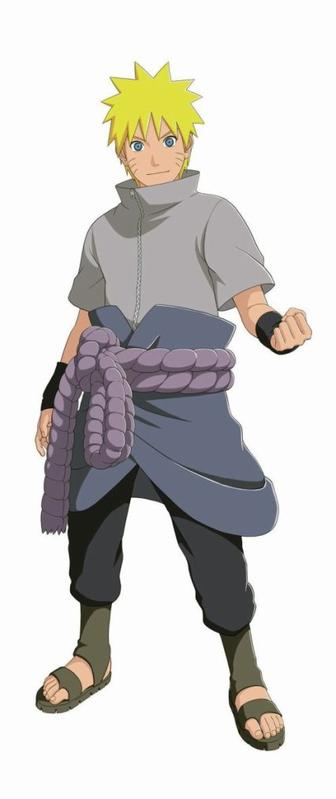 Naruto Shippuden : Ultimate Ninja Storm Revolution DLC :D
