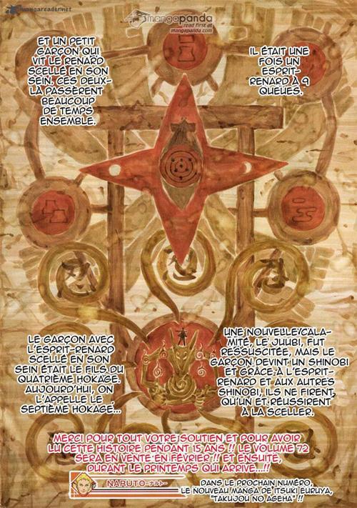 Les NS et le Tsukuyomi infini.... encore des Bullshit !