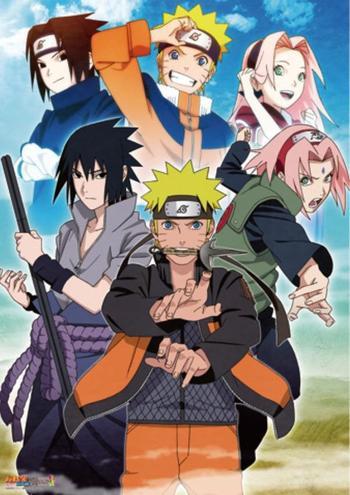 The Last Naruto the Movie - TEAM 7 GOODIES