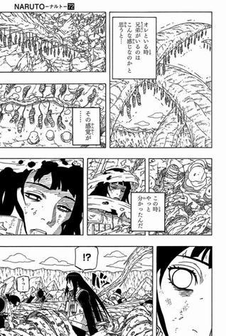 Naruto Tome 72 - Ce qu'on a pas vu