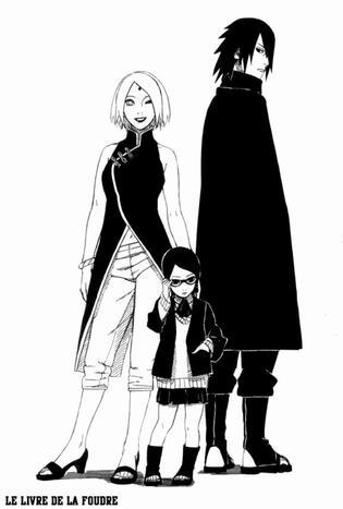 Naruto Gestbook - Kiba et Visage Kakashi/Team 7 VF