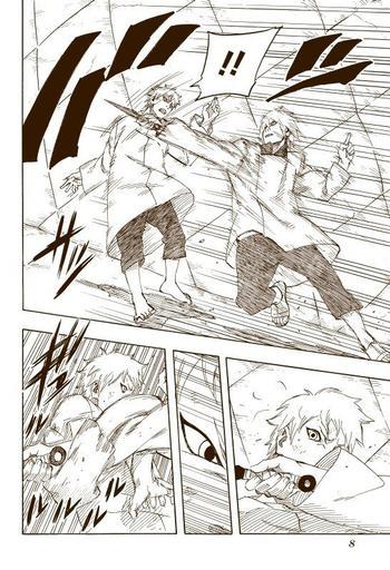 Naruto Gaiden – Michita Tsuki ga Terasu Michi (Mitsuki One-Shot scan spoils)