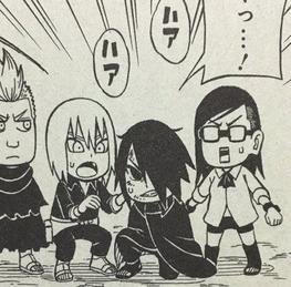Sasuke SD - Team Taka Adulte !