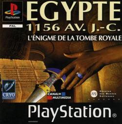 egypte 1156 av.j.-c. l'énigme de la tombe royale
