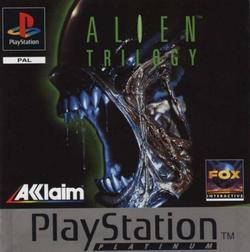alien trilogy