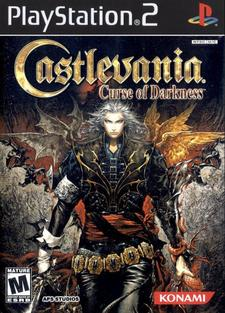 castelvania curse of darkness