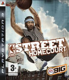 nba street : homecourt