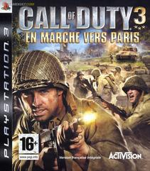 call of duty 3 en marche vers paris