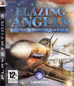 blazing angels : squadron of wwii