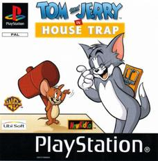 tom et jerry in house trap