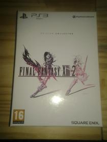 final fantasy 13-2 édition collector