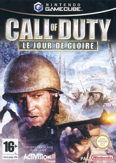 call of duty le jour de gloire
