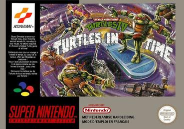 turtles 4 turtles in time