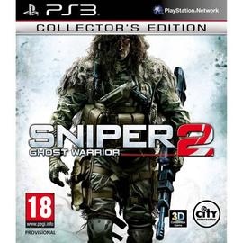 sniper 2 ghost warrior collector's edition