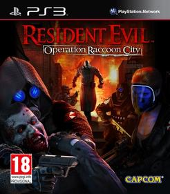 resident evil operation racoon city