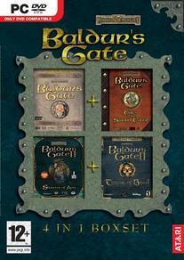 baldur's gate 1 et 2
