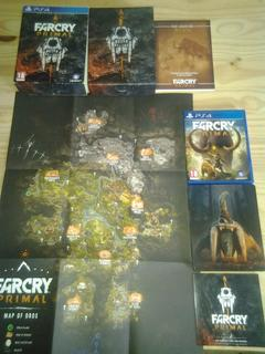 farcry primal édition collector