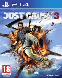 just cause 3 avec grappin