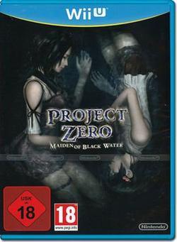 project zero la prêtresse des eaux noires édition limitée