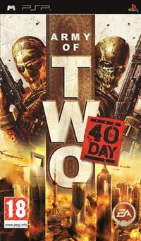 army of two le 40em jour