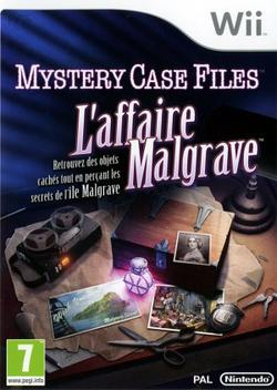 mystery case files l'affaire malgrave
