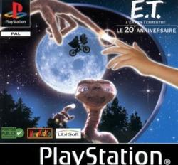 E.T l'extra terrestre
