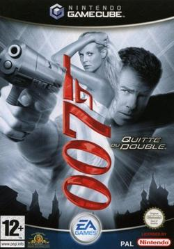 james bond 007 quitte ou double