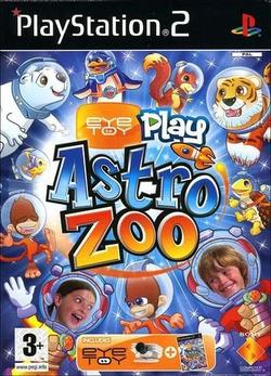 eye toy play astro zoo