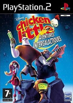 chicken little aventures intergalactiques