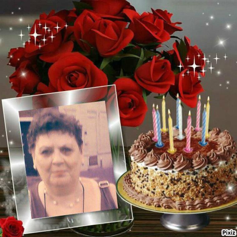 Magnifique kdo recu de ma fille pour mon anniversaire le 14 septembre