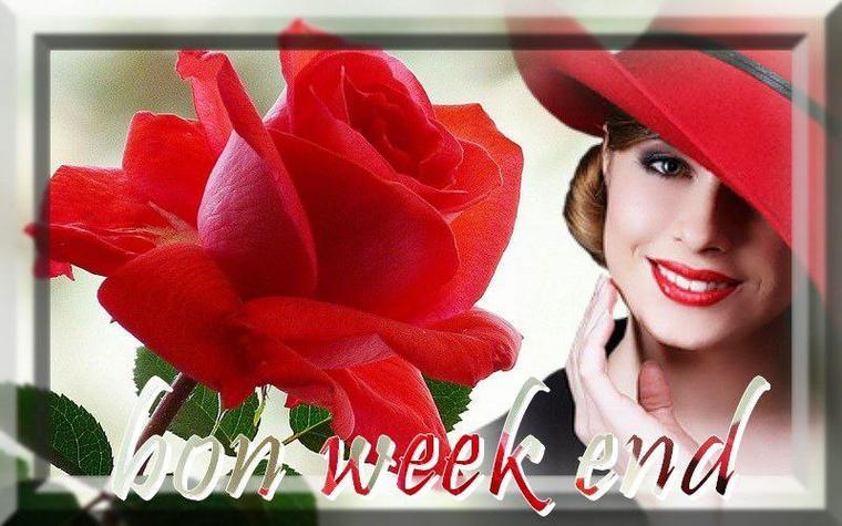 Je vous souhaite un bon week end