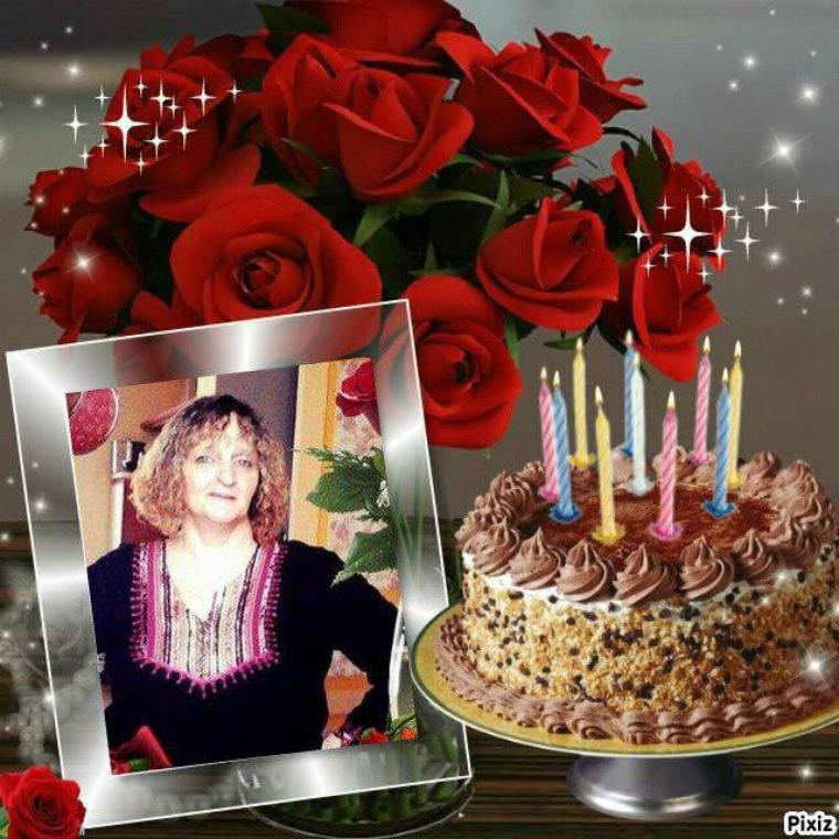 Joyeux anniversaire a mon amie nelly holson