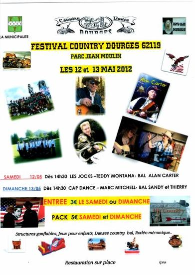 PREMIER FESTIVAL COUNTRY A DOURGES