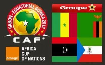 2012 La Zambie rejoint la Guinée éq. en quarts