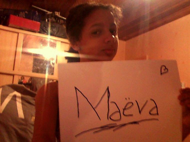 Dédi a Maeva ♥