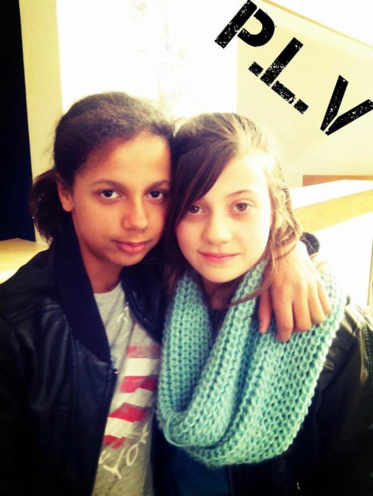 Moi & Alexine ! ♥