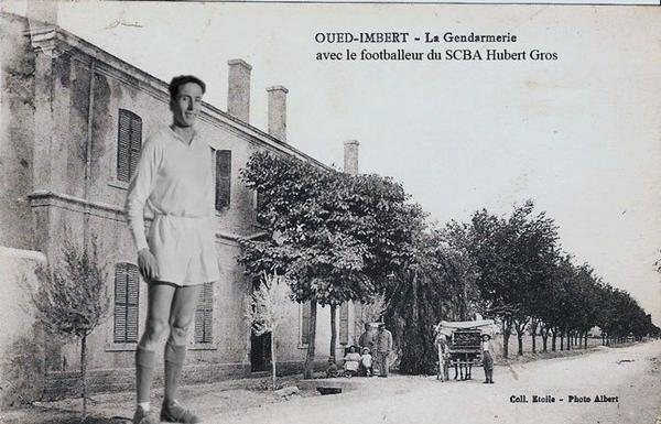 OUED IMBERT : Carte postale