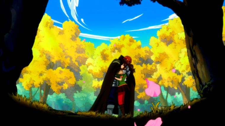 Fairy Tail - Un lien à sens unique