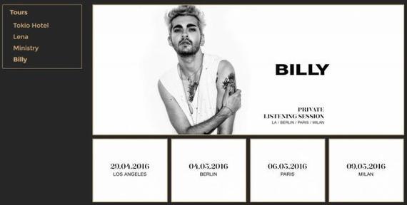 ♥ BILLY ♥