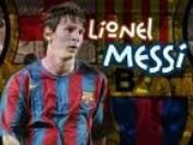 Lionel Messi mon idole