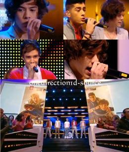 Le 22 février, les One Direction étaient sur Canal +.