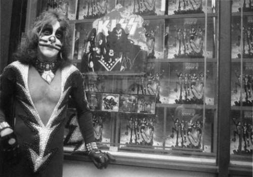 PETER CRISS/CATMAN (KISS)