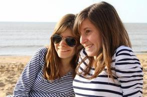 Ma soeur. ♥